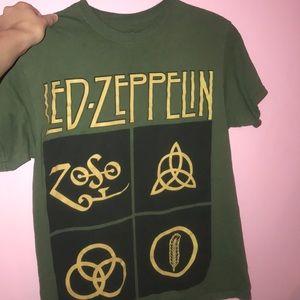 Tops - Led Zeppelin Short Sleeve shirt